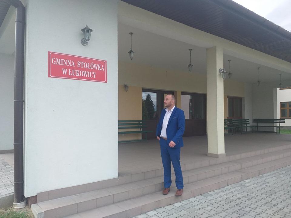 Stołówka Gminna Aktualności Gmina łukowica
